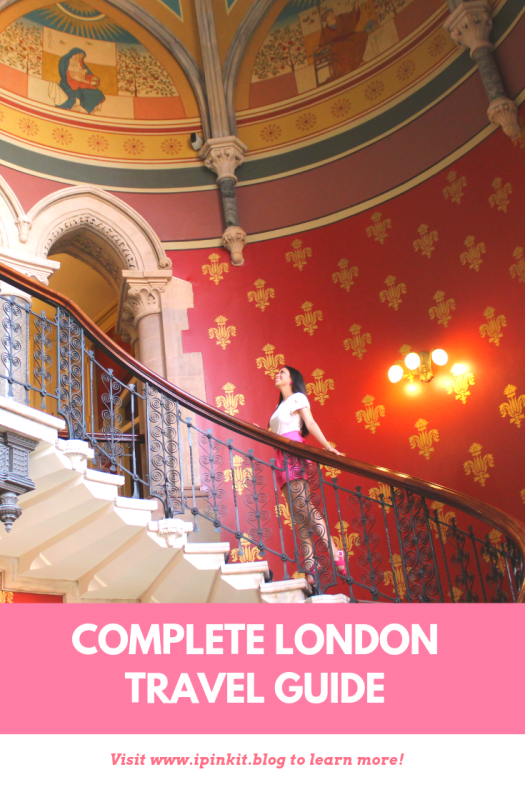 Complete London Travel Guide