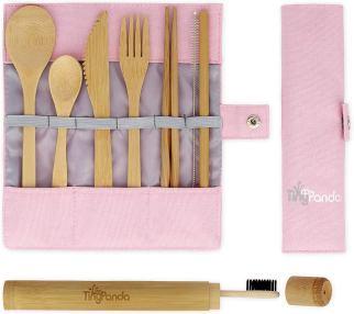 Pink Bamboo Flatware Set.jpg